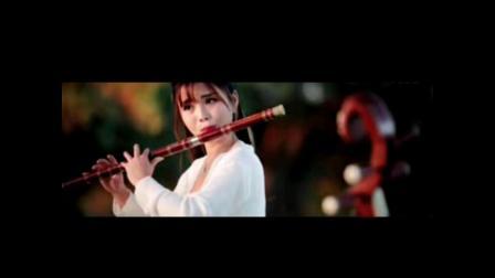 初见《倾世皇妃》 bB调(作2)笛子与琵琶 董敏&秦川婷