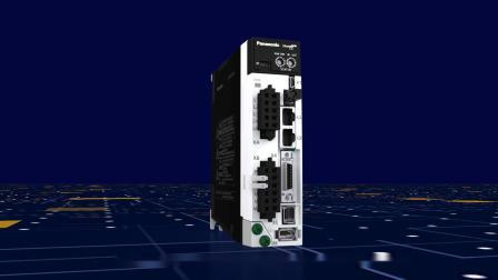 松下超高速EtherCAT网络型伺服产品 MINAS A6B系列 产品介绍