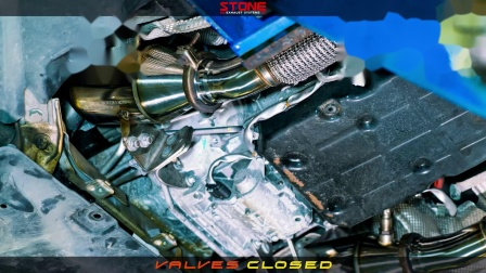 Mercedes-AMG W205 M276 C450 Eddy Catted DP + Valvetronic Catback System.mp4
