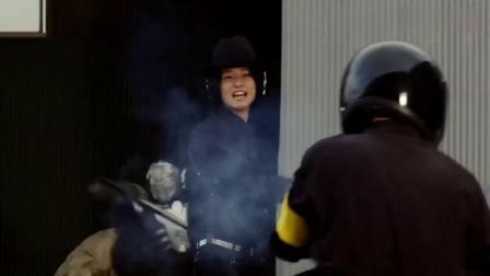 《假面骑士零一剧场版》巴尔坎与瓦尔基里登场,大战灭亡迅雷与修玛吉亚!.mp4