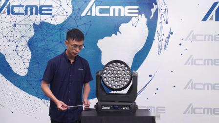 ACME 线上培训第四周4.14【CM-600Z II】第二期