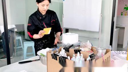 杭州蛋糕学费多少/杭州哪里有蛋糕学习的地方/杭州蛋糕培训学校