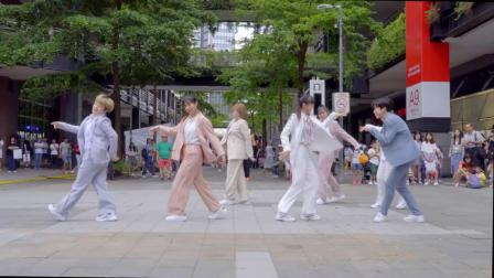 [DAZZLING IN PUBLIC]BTS _ Boy With Luv Dance Cover