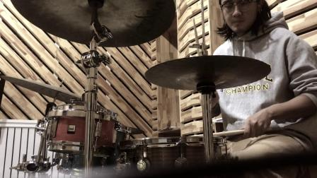 Funky Drum Groove - 鼓手王非凡