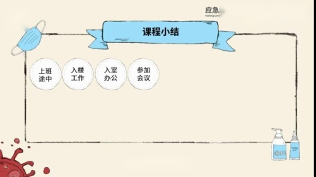 新冠肺炎预防知识讲座__应急管理部培训中心 _ 知学云