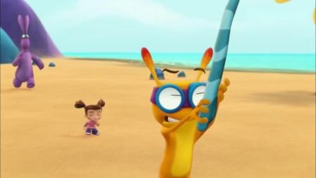 米米兔:我爱沙滩也爱沙滩球.mp4