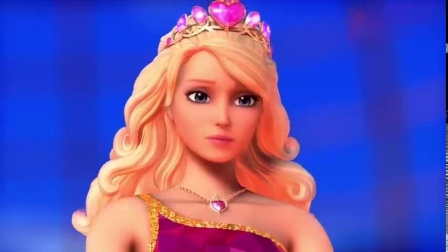 芭比之公主学院:布莱尔成功继承王位,和德莱西冰释前嫌.mp4