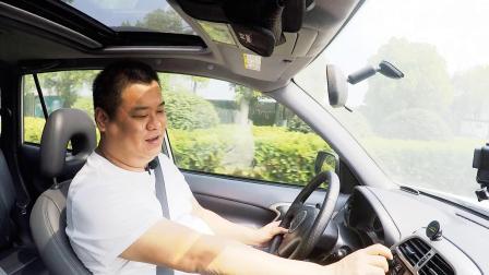 进口RAV4-小福星 路试篇