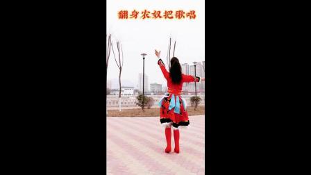 丫头姐姐背面舞蹈视频(二)