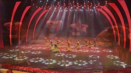 成都新亚舞蹈艺考培训机构艺考生《傣族舞》