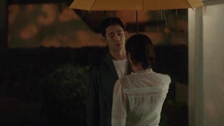 经常请吃饭的漂亮姐姐大结局:俊熙追到济州岛,两人甜蜜复合雨中拥吻!.mp4