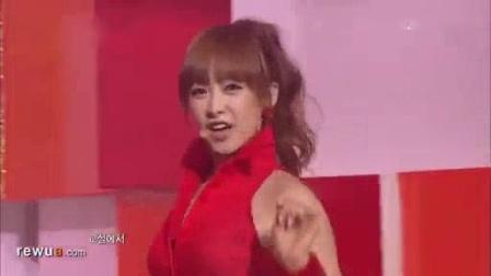我在美女热舞- f(x) - Hot Summer截了一段小视频