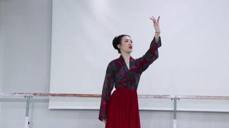 原创古典舞《左手指月》岁月有尽,思念无期