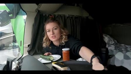 美女卡车司机 Trucking Girl 意大利面拌酱[中文字幕]