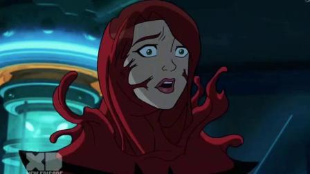 蜘蛛侠女朋友被屠杀附体,虽然屠杀被毁但是危机仍在!.mp4