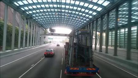 KMB 63X TU7399 洪水橋(洪福邨)往西九龍站