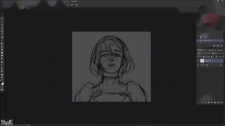 轻备学院:超详细板绘原画练习视频!动漫人物绘画教程第12篇.mp4