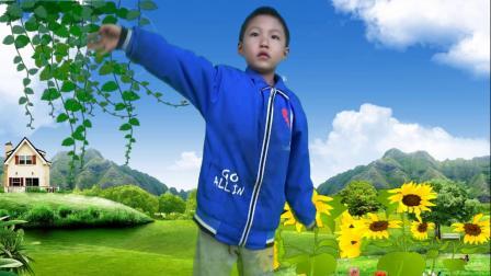 田勇幼儿园成长记录视频