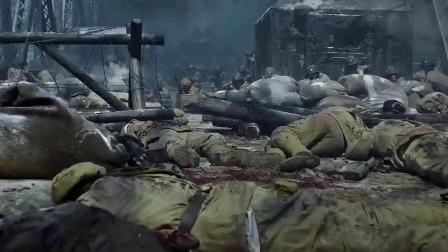 这才是战术,坦克打头,步兵在后,真强!.mp4
