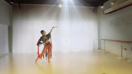 烟台舞飞扬舞蹈 烟台中国舞培训学校 敦煌组合 学员作品