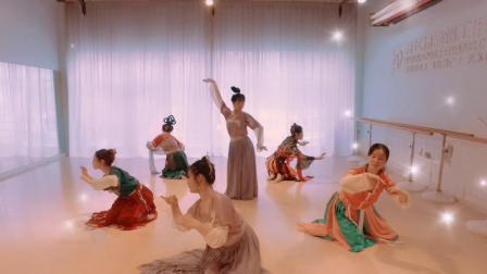 烟台舞飞扬舞蹈 烟台中国舞培训学校 敦煌组合 中国舞教练