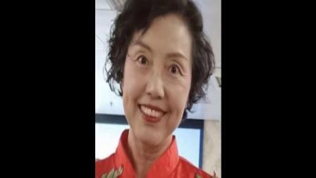 打浦华爱歌队女声表演三人小合唱《红手印