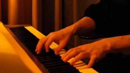 《三生三世枕上书》片尾曲《偏偏》夜色钢琴曲 赵海洋