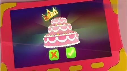 超级小熊布迷:天啊!巴戈趁布迷不在,把米娅抓到蛋糕世界去了!.mp4