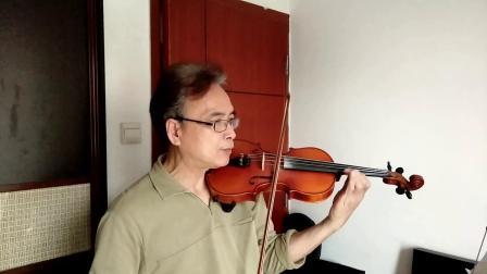 蟾宫折桂(小提琴练习)视