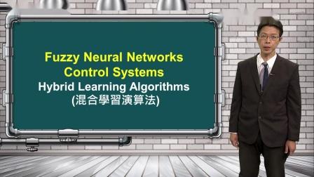 智能型控制系统_余国瑞_单元十八_模糊类神经网络控制系统_2.混合学习算法