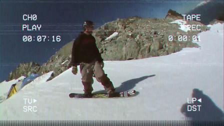 AE模板 200个VHS复古残像故障闪烁视频特效转场预设元素动画
