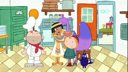 佩格和小猫【英文版】第四季 第09和10集