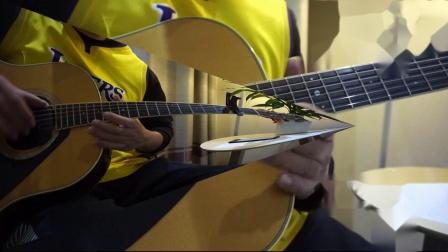 吉他指弹--黑人抬棺背景音乐《Astronomia》