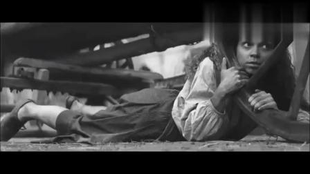 高评分8分!最新欧美战争片《被涂污的鸟》精彩集锦.mp4