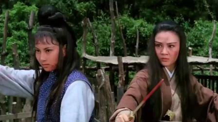 剑王剑术高超江湖闻名,没想到被大山中的小伙子一剑命.mp4