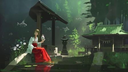 超好聽的中國古典音樂 笛子名曲 古箏音樂 放鬆心情 安靜音樂 瑜伽音樂 冥想音樂 深睡音樂 -