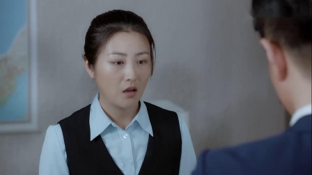 一诺无悔:公司面临大促段总情绪,陈芳芳对其耐心劝解.mp4