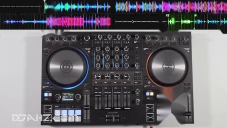 Traktor Kontrol S4 MK3 - Drum Bass 四轨混音手法演示