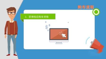 百达控股集团四折购车MG动画二维动画特效制作宁波宣传片特效制作视频拍摄