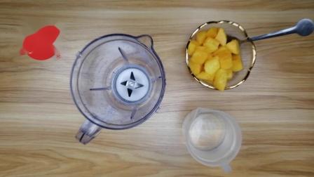 芒果椰汁马蹄糕做法,马蹄糕制作流程,糕点详细教程.mp4