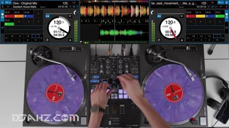 先锋Pioneer DJM S9  - House混音手法演示
