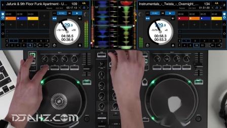 罗兰Roland DJ 505 - Hip Hop Drum & Bass混音手法演示