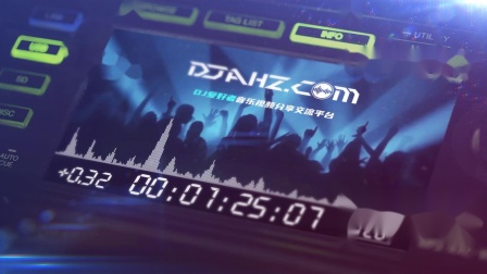先锋Pioneer DJS 1000 - Techno House Kit混音手法演示
