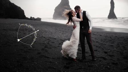 幸福婚礼套件 2_画中画模板