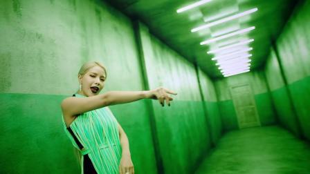 [杨晃]韩国女团MAMAMOO成员SOLAR全新单曲Spit it out
