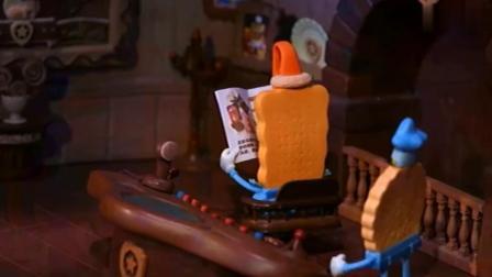 饼干警长:警长把曲奇的发明弄坏了,曲奇想让警长说对不起.mp4