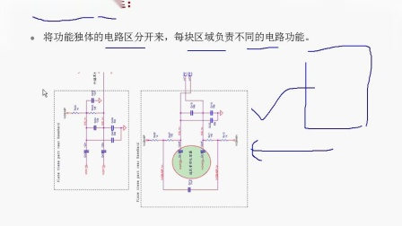 分布电路虚框提示符号、手机维修学习班、手机维修理论知识