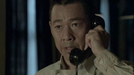 《长沙保卫战》薛伯陵和蒋介石对话片段.mp4