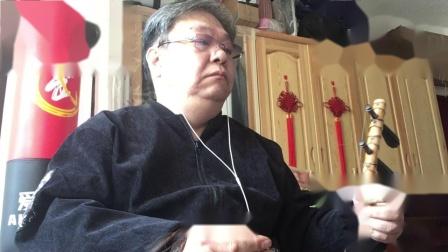 京胡良子学习歌曲母亲,2020.4.26
