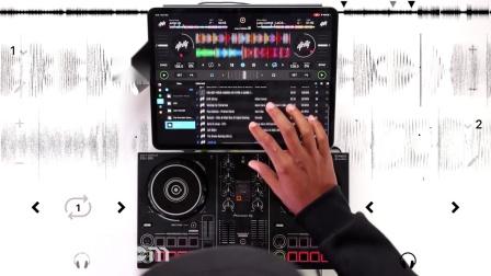 先锋Pioneer DDJ 200 - iPad EDM混音手法演示